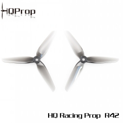 HQ Racing Prop R42  (2CW+2CCW)-Poly Carbonate